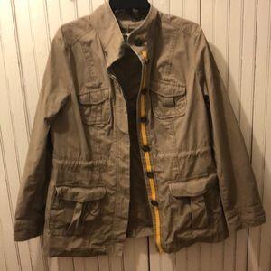 Cargo utility jacket NWOT